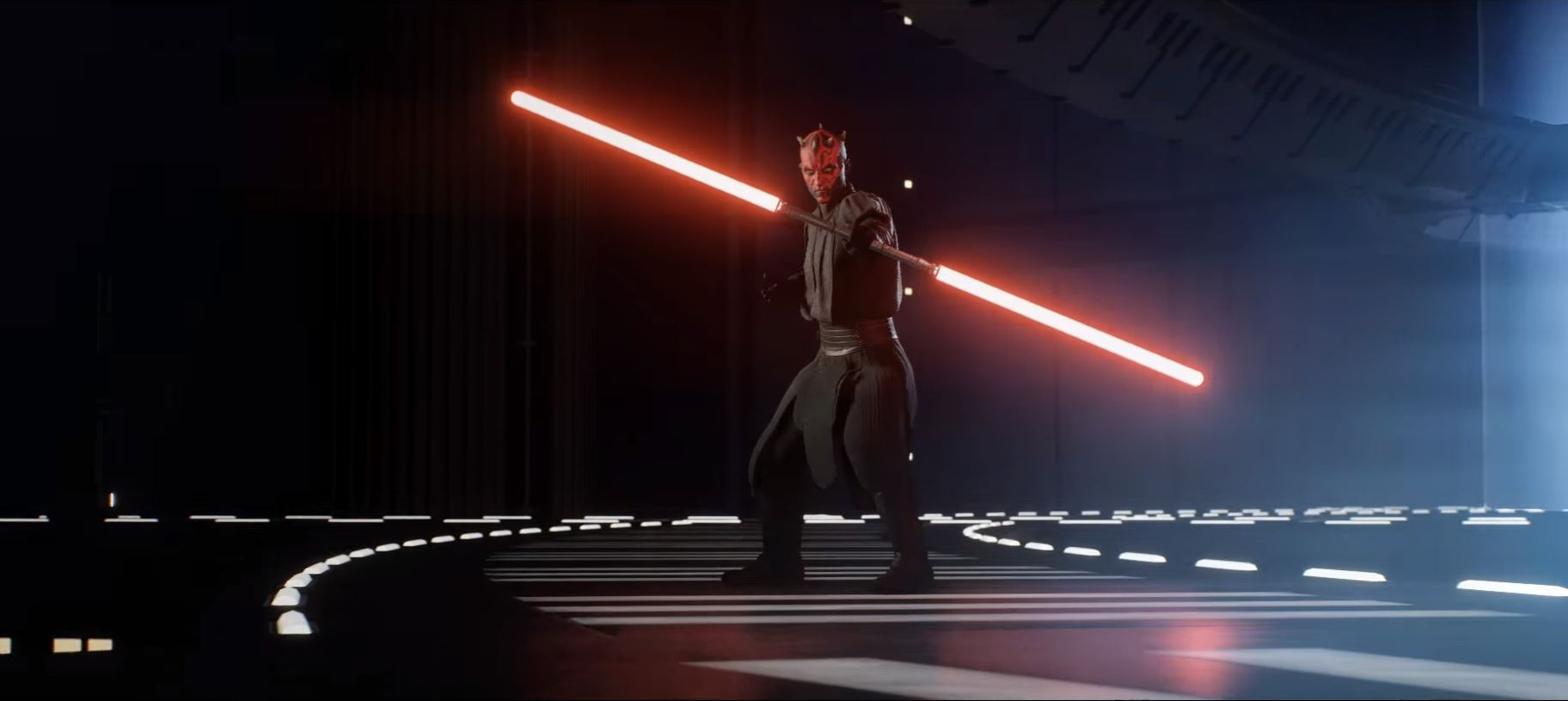 darth maul multiplayer battlefront ii trailer star wars