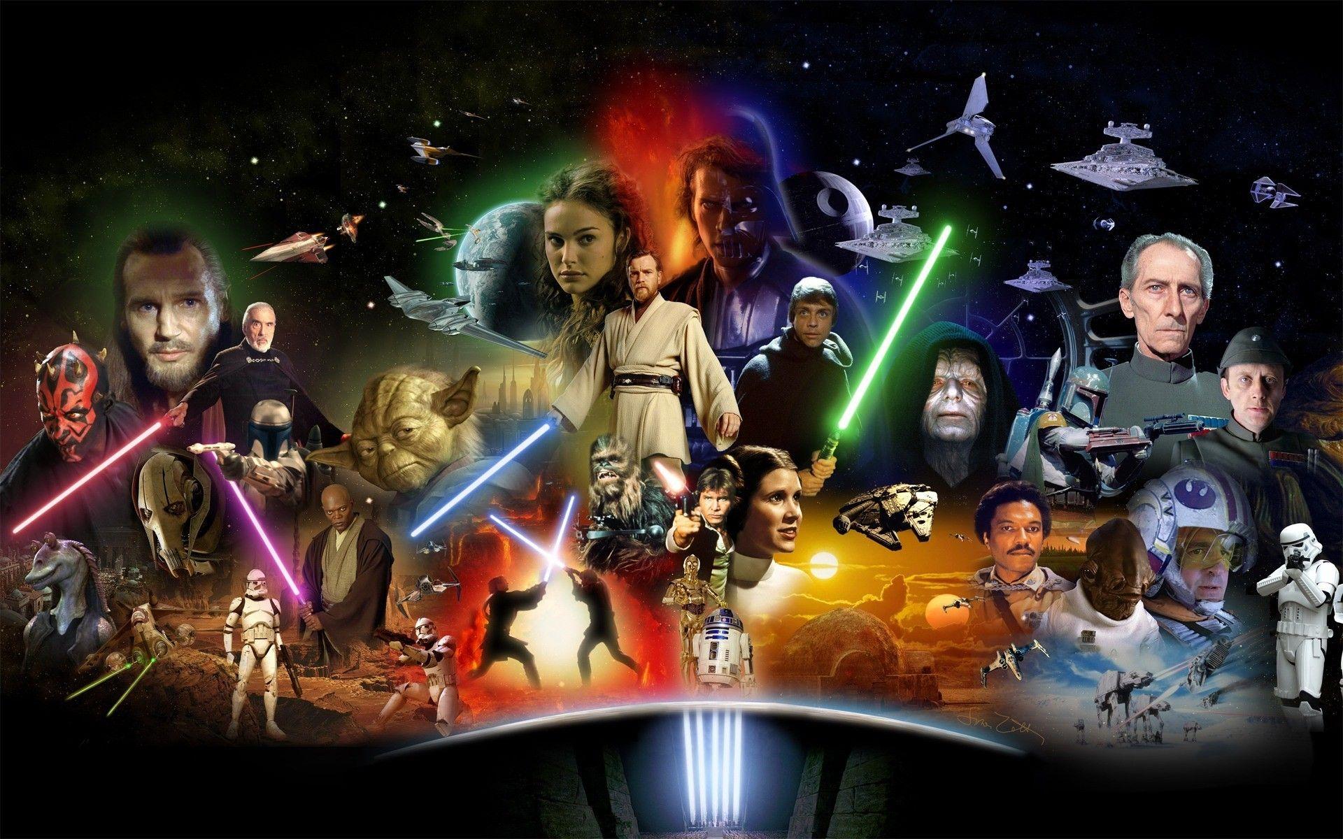 in che ordine vedere star wars