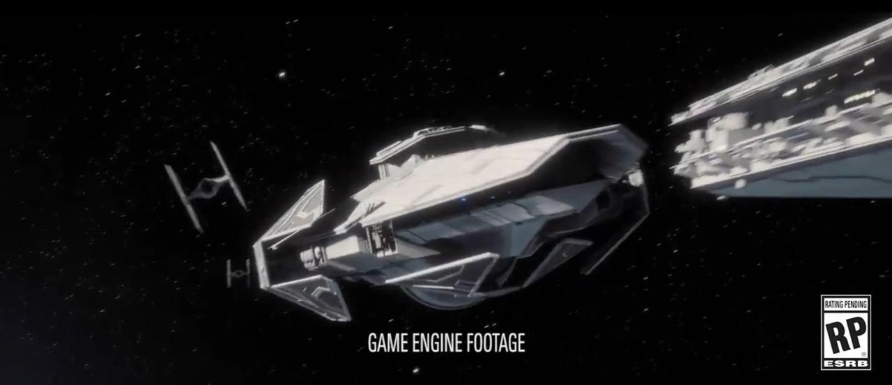 trailer battlefront II star wars leaked