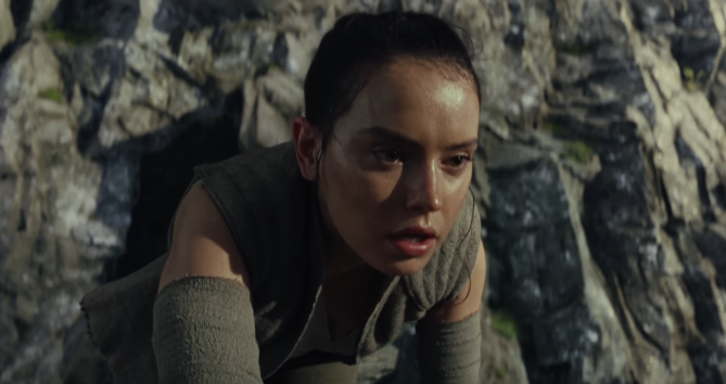 teaser trailer star wars the last jedi