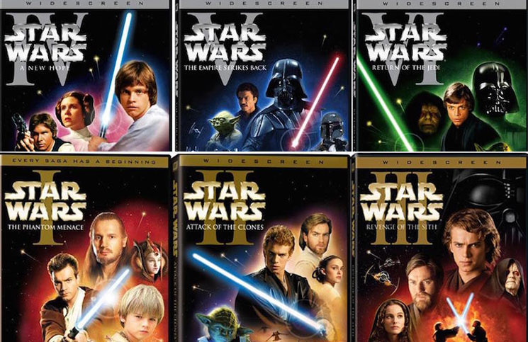 in che ordine guardare i film di star wars