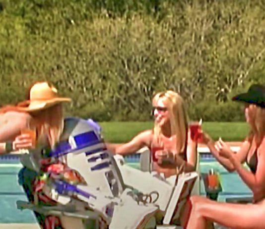 R2-D2: Beneath the Dome documentario falso star wars