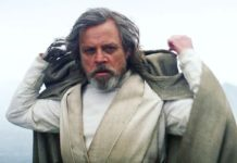 luke skywalker mark hamill finale episodio vii cimelio del padre star wars episodio vii trailer