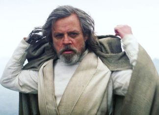 luke skywalker mark hamill star wars episodio vii