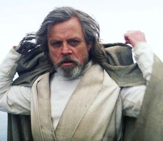 luke skywalker mark hamill finale episodio vii cimelio del padre star wars episodio vii trailer