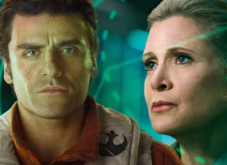 aneddoto oscar isaac su carrie fisher star wars