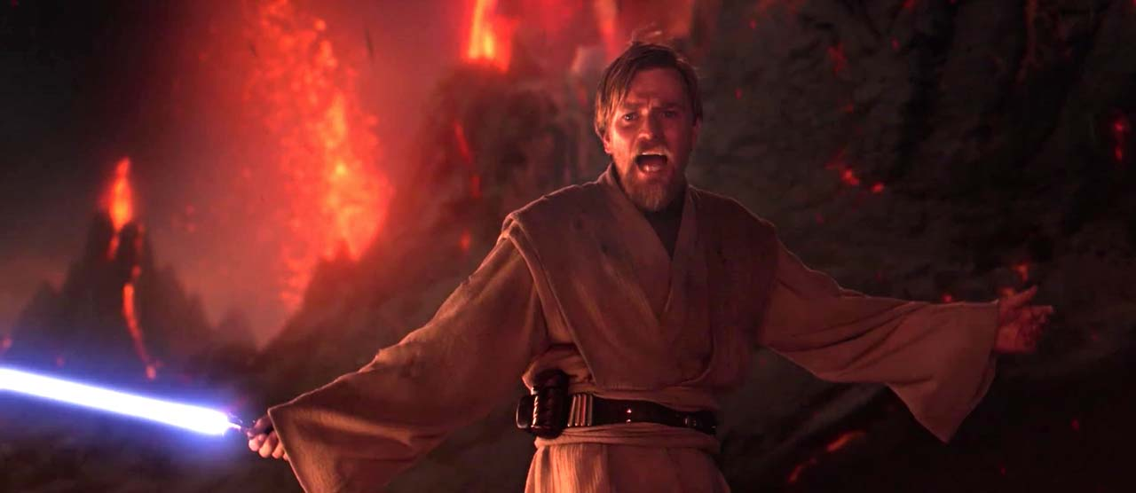 star wars episodio iii la vendetta dei sith high ground