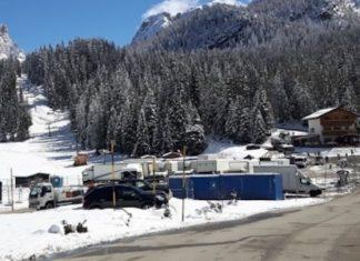 spin-off han solo location italia monte piana star wars