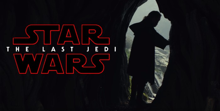 secondo trailer fantasma pablo hidalgo the last jedi luke skywalker