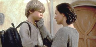 figura materna in star wars