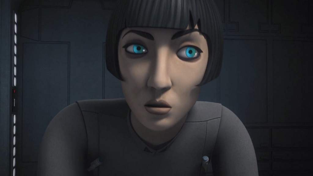 star wars rebels Arhinda Pryce rebels donne impero