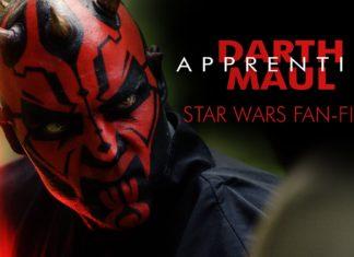 darth maul apprentice fan film star wars youtube corto