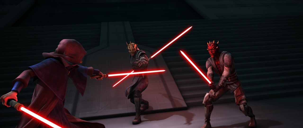 savage opress clone wars darth maul darth sidious palpatine