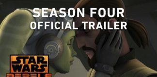 kanan rebels stagione 4 trailer star wars