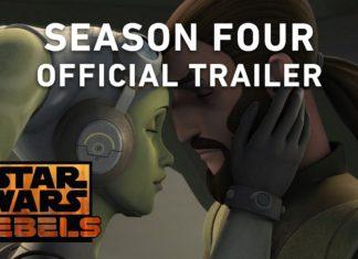 kanan rebels stagione 4 trailer star wars