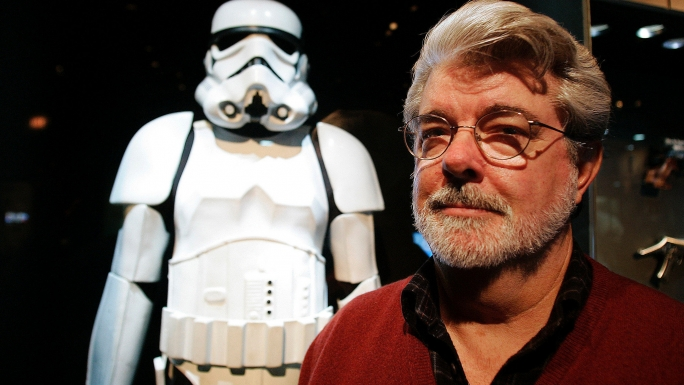 cameo di george lucas in star wars