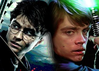 harry potter e star wars simili