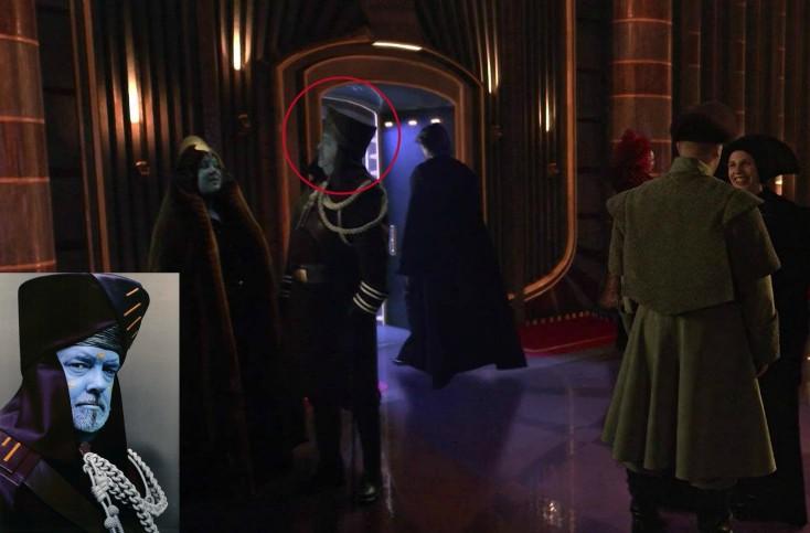 george lucas cameo in star wars