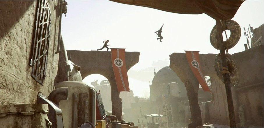 open world ea visceral games star wars gioco 2018