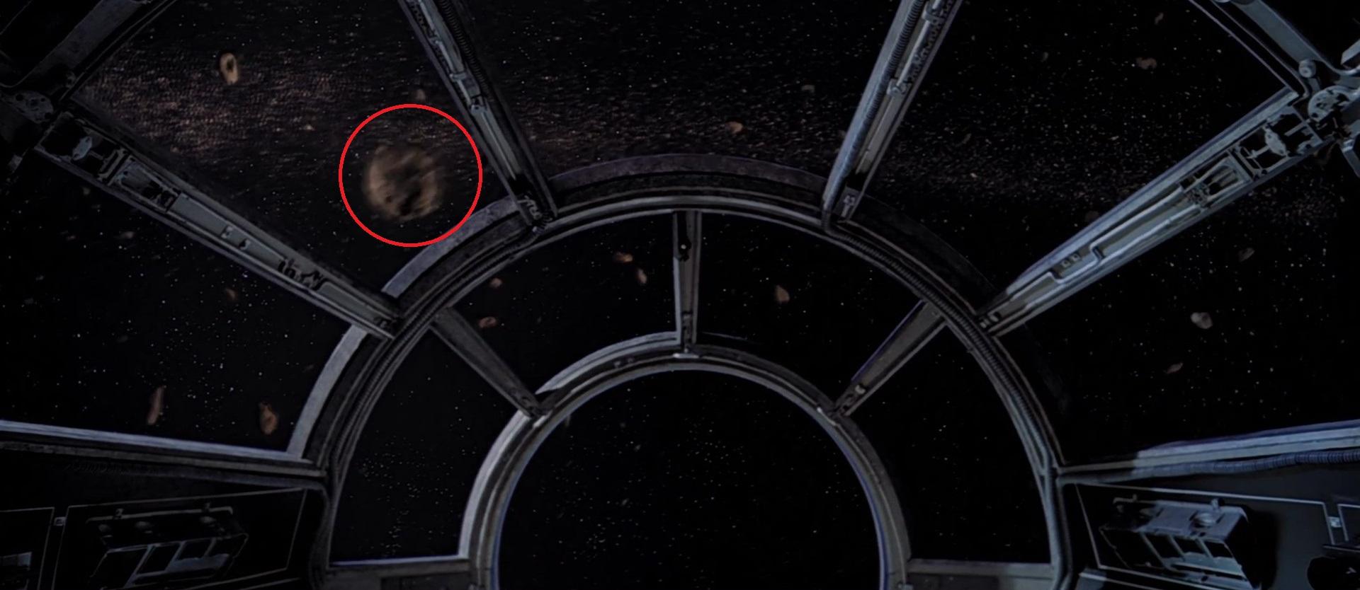 star wars episodio v l'impero colpisce ancora patata asteroide