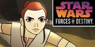 force of destiny star wars