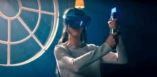 video star wars visore ar realtà aumentata lenovo jedi challenges