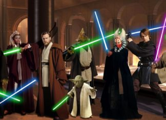 ordine jedi star wars