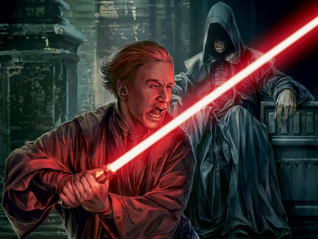 darth plagueis palpatine darth sidious giovane