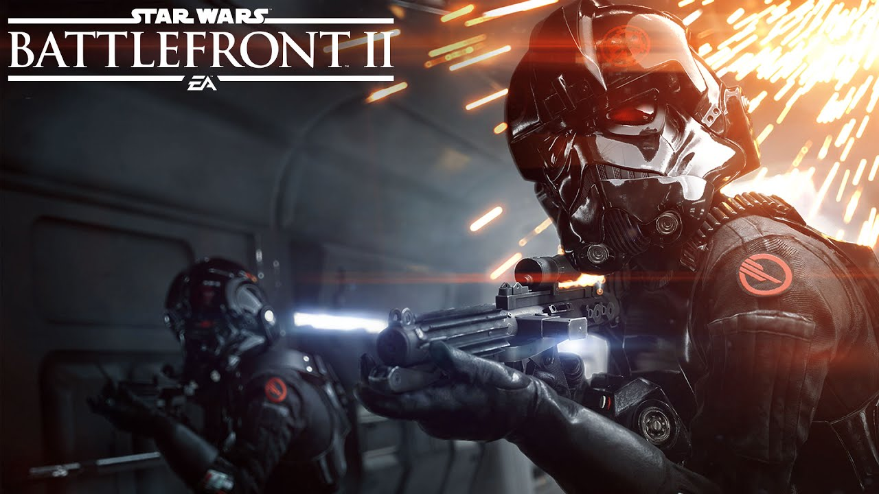 ea crediti e single player star wars battlefront ii video dietro le quinte gioco