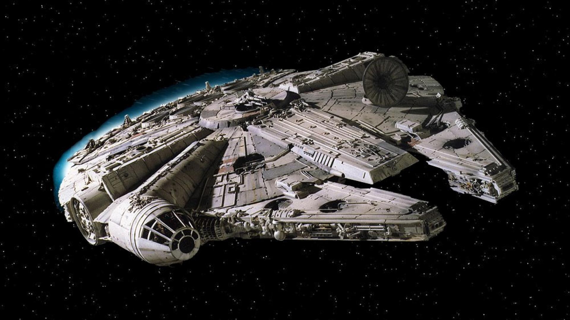 millennium falcon star wars