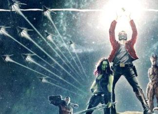 guardiani della galassia e star wars