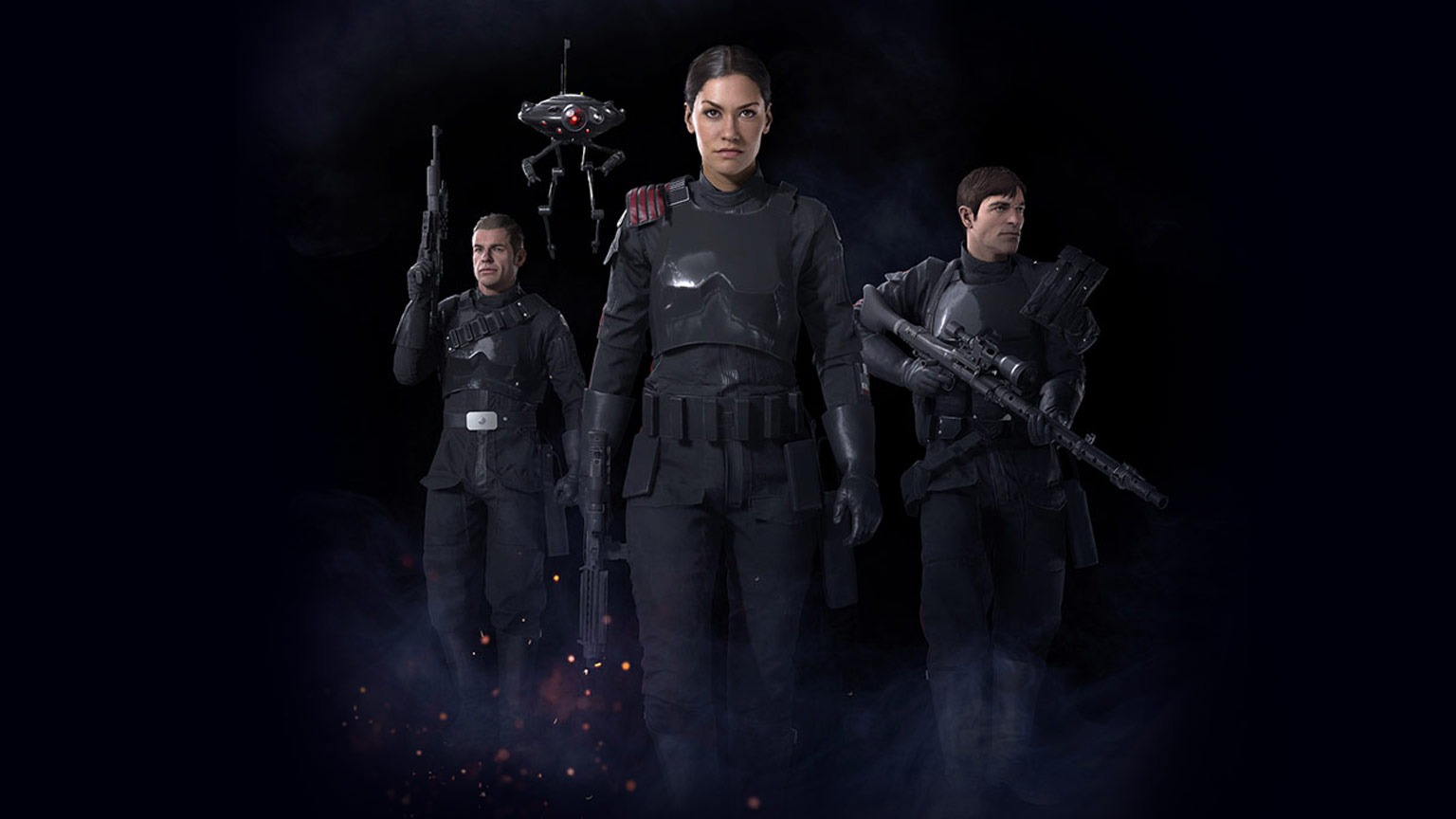 inferno squad battlefront II star wars