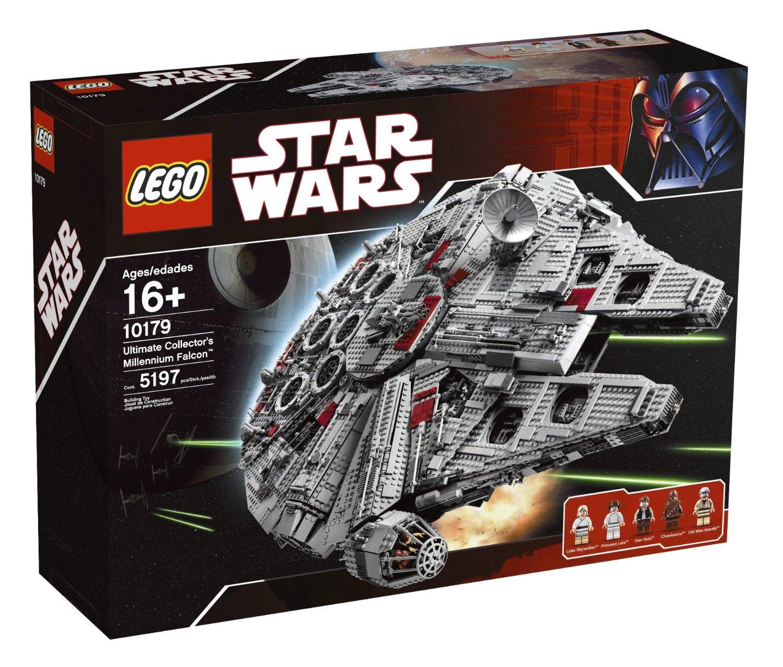 set lego star wars millennium falcon