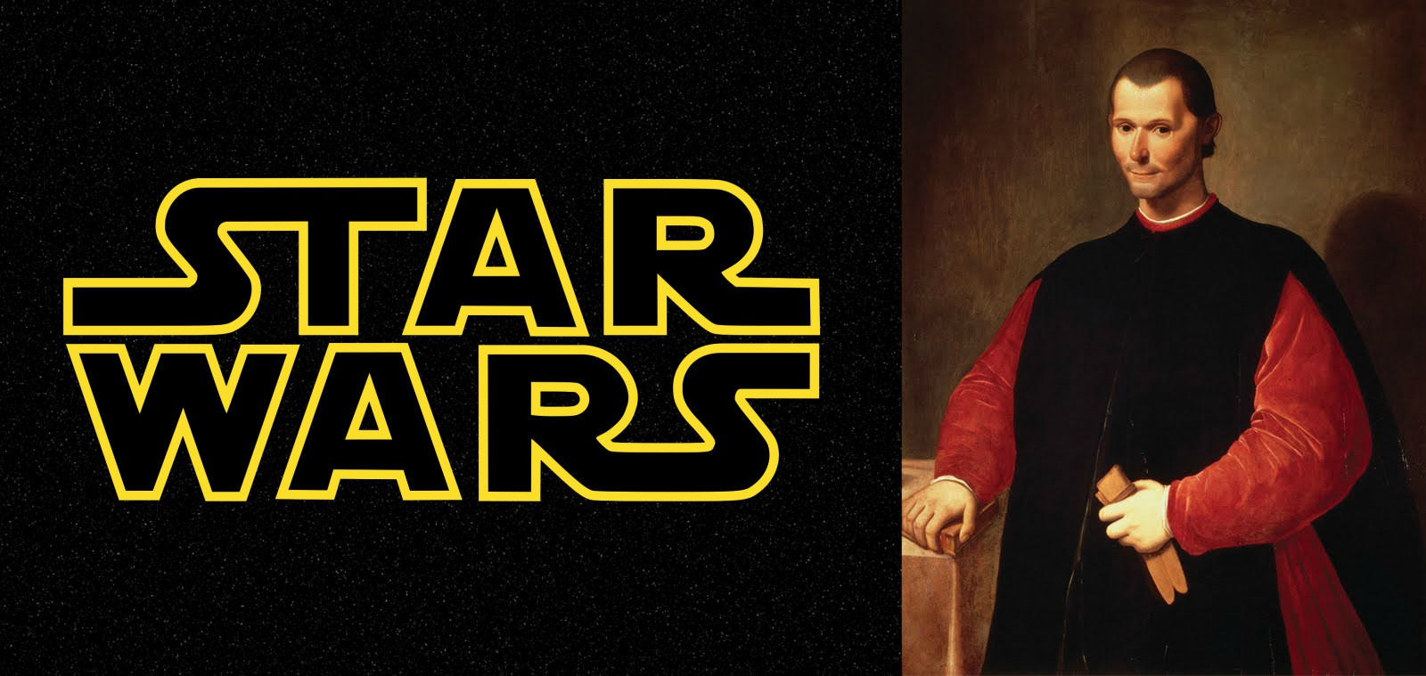 confronto tra machiavelli e star wars