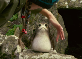 porgs in star wars the last jedi