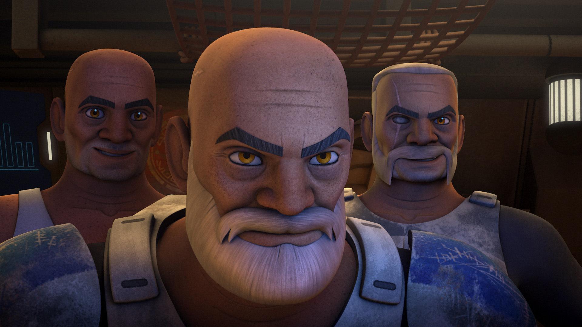 rex e cloni in star wars rebels rex