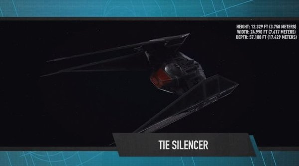 tie silencer kylo ren star wars