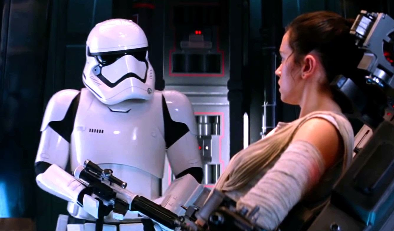 daniel craig in star wars stormtrooper
