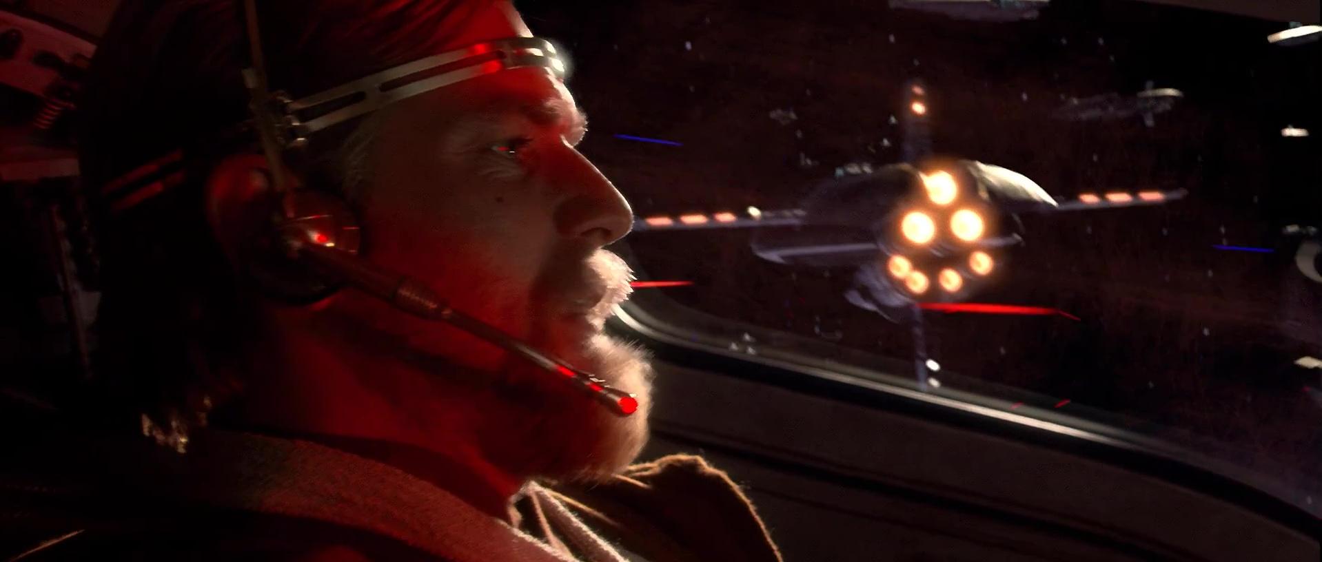 obi wan kenobi ho un brutto presentimento la vendetta sei sith star wars