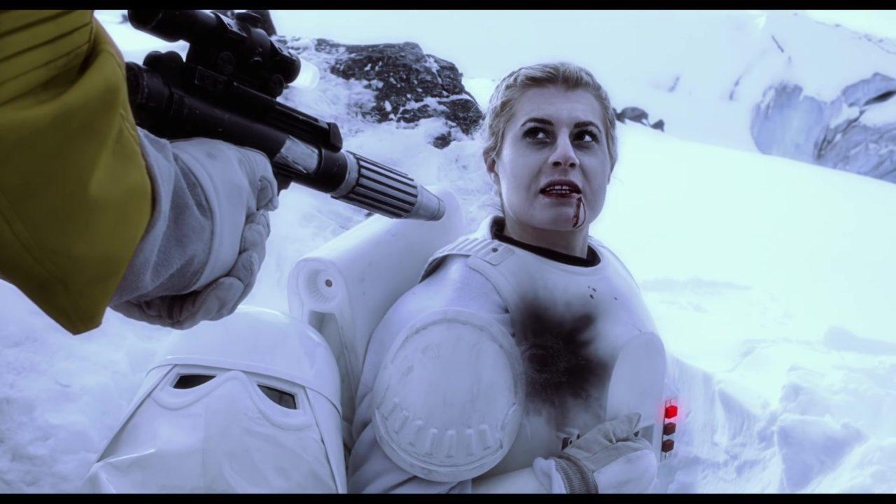 star wars corto film fan-made rebel scum