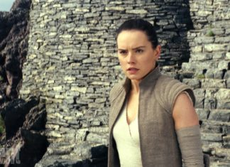percorsi star wars the last jedi rey daisy ridley entertainment weekly