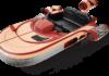 speeder star wars luke skywalker gioco bambini