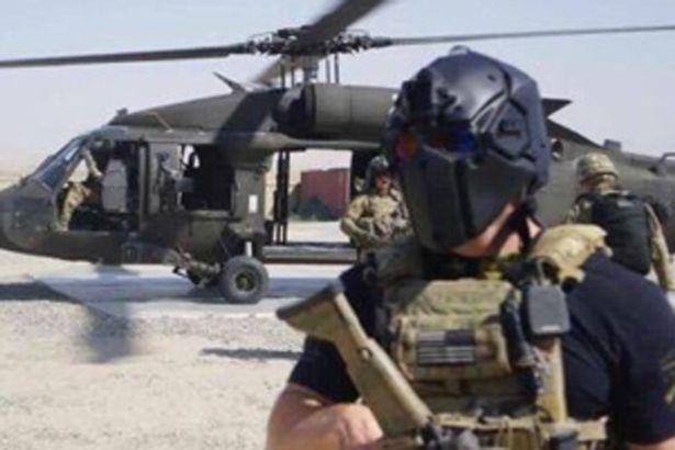 sas star wars militari forze armate boba fett elmetto speciale