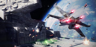open world battlefront ii star wars gioco trailer leakato battaglie spaziali