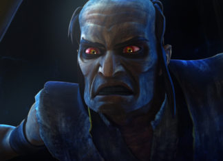 maestro jedi sifo-dyas visione yoda the clone wars