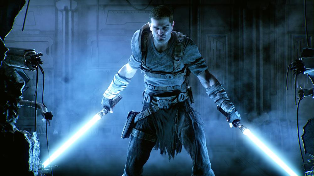 starkiller il potere della forza gioco star wars