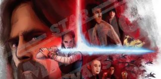 the last jedi libro e poster concept makingstarwars.net