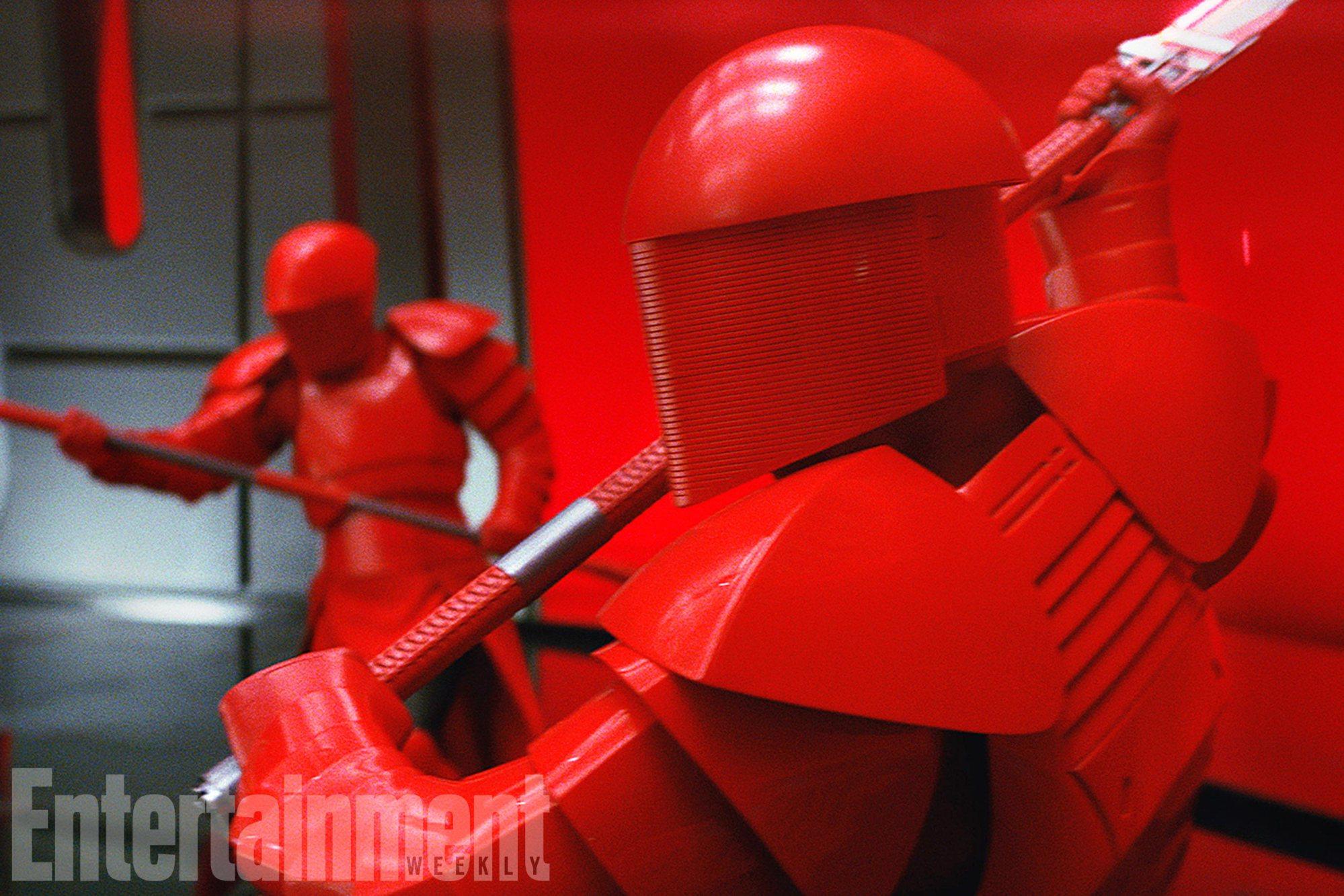 guardie pretoriane e il lato oscuro