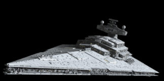 star destroyer star wars trilogia originale