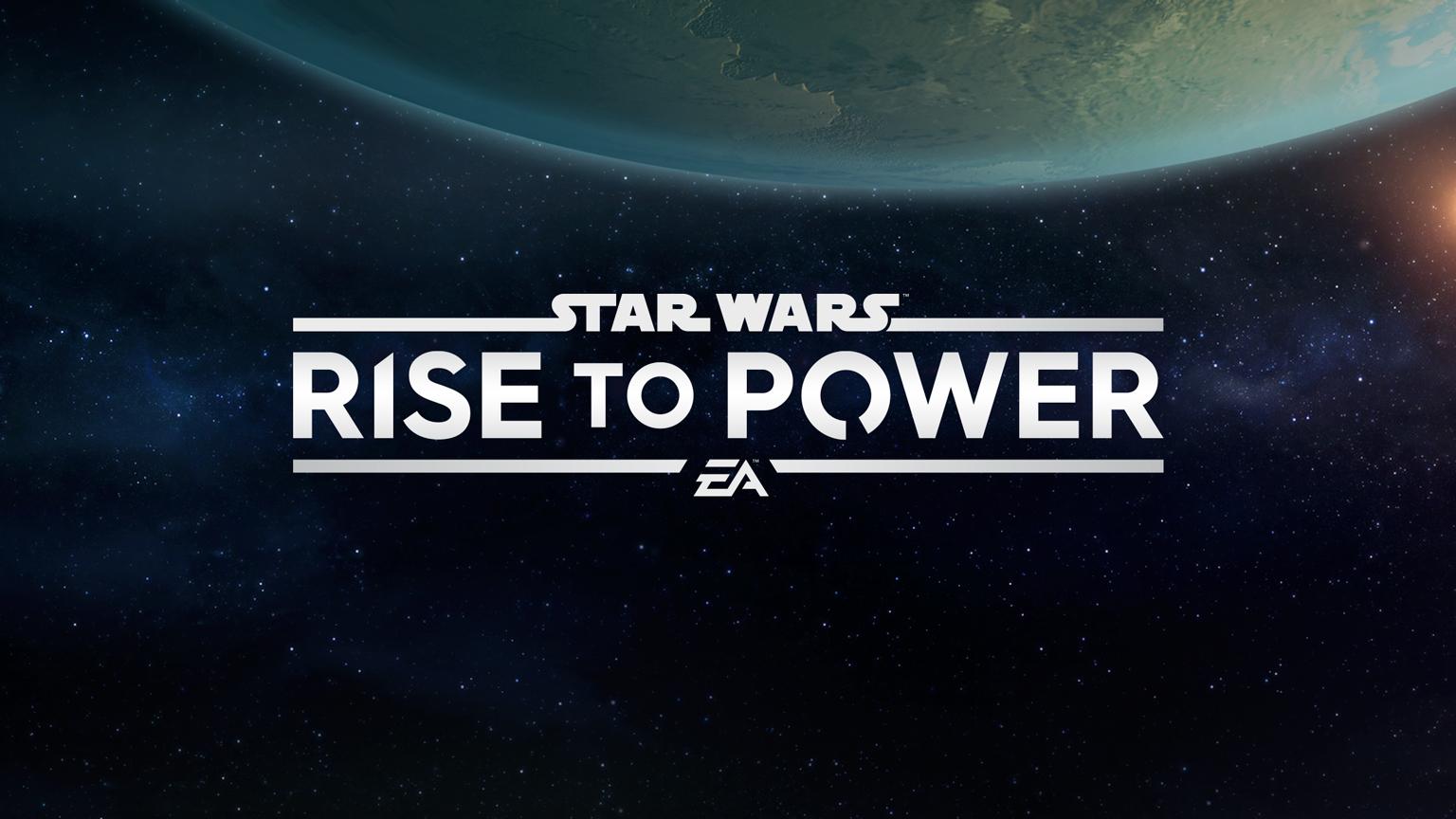 gioco mobile strategico star wars risee to power ea